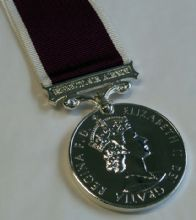 Long Service Medal - All Services